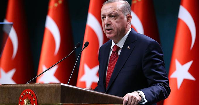 Erdoğan'dan CHP - İYİ Parti işbirliği ve Gül'ün adaylığına ilk yorum