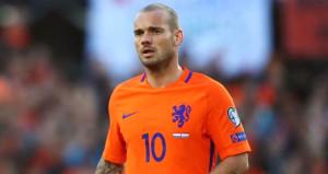 Eski Galatasaraylı Sneijdere büyük jest