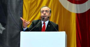 Galatasaray Başkanı Mustafa Cengiz temkinli