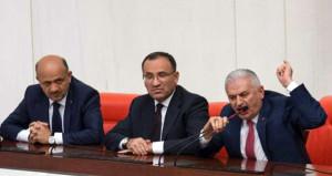 AK Parti'den sert çıkış: CHP başkanvekilliği soytarılık yeri değil