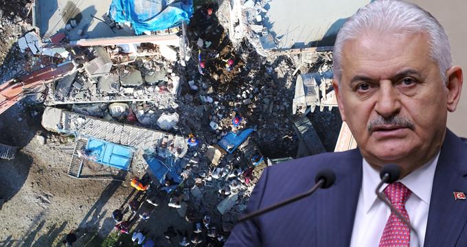 Başbakan'dan Adıyaman'daki depremle ilgili ilk açıklama!