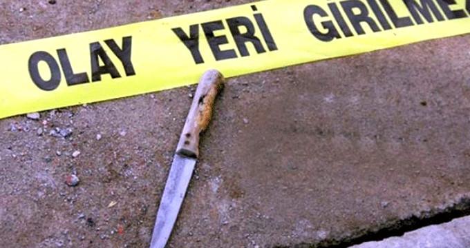Cani koca, adliye çıkışında eşini bıçakladı