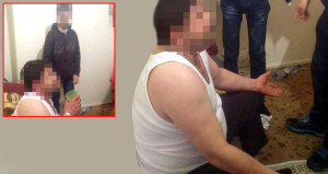 Engelli gence tecavüz ederken suçüstü yakalandı