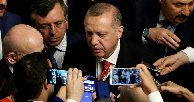 Erdoğan'dan CHP-İYİ Parti işbirliği ve Gül'ün adaylığına ilk yorum