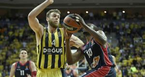 Fenerbahçe Doğuş, Final Four biletini bir sonraki maça bıraktı