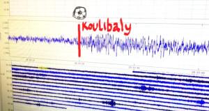 90da gelen gol sonrası şehirde deprem oldu