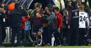 Beşiktaştan TFFnin derbi kararına ilk tepki