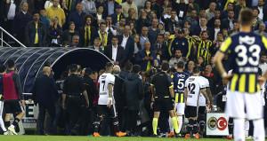 Savcılık, olaylı derbi sonrası Beşiktaşlı 4 ismi ifadeye çağırdı
