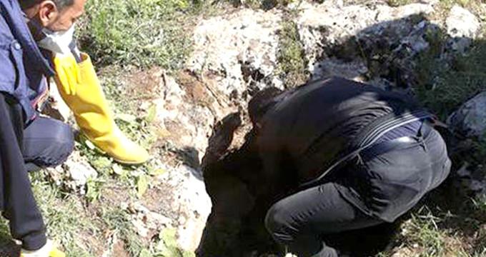 Tarihi kuyudan vahşet çıktı! Genç kızı öldürüp üzerini kapatmışlar