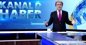Ahmet Hakan, Kanal D Ana Haberi bıraktı! İşte yerine gelen isim
