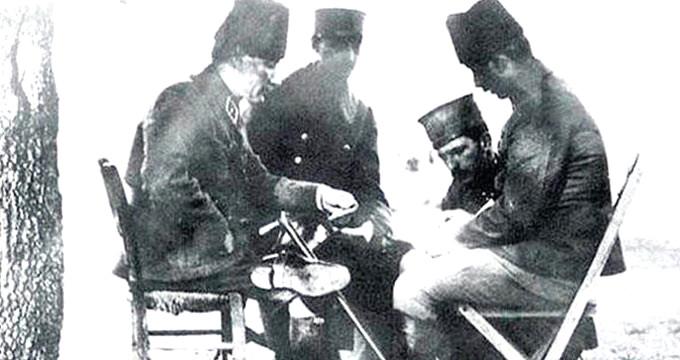 """Atatürk'ün """"İlk hedefiniz Akdeniz, ileri"""" emri 3 ili birbirine düşürdü"""