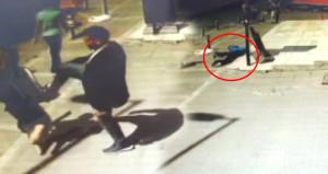Polisten kaçan 4 hırsız, tekvandocuya denk gelince yakayı ele verdi!