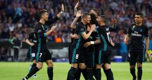 Real Madrid, Şampiyonlar Ligi tarihine geçti