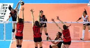 Voleybol Kadınlar Liginde şampiyon Vakıfbank!