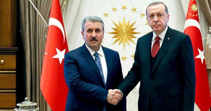 Gözler 15:00'e çevrildi! Erdoğan, Destici ile görüşecek