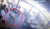 Film sahnesi değil gerçek! Kartal'daki kafede silahlı çatışma