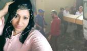Sahuru kana buladı! Birlikte yaşadığı kadını, boğazını keserek öldürdü
