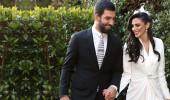 Arda Turan'ın karısı kanlar içinde hastaneye kaldırıldı