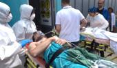 Bolu'da kimyasal madde alarmı! 3'ü ağır 15 işçi zehirlendi