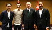 Cumhurbaşkanı Erdoğan'ı reddeden futbolcu, dünya devine gitti