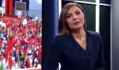 CNN Türk spikeri Buket Güler'den talihsiz hata!