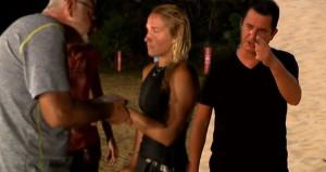 Bilerek kolunu kırmaya çalışan Sema, Acunu çileden çıkardı