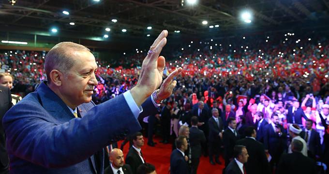 Erdoğan'dan gurbetçilere çağrı: Vatandaşlık alın!