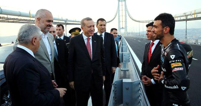 Erdoğan'ın sürprizlerinden biri Kenan Sofuoğlu mu?