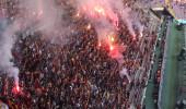Galatasaray'da şampiyonluk kutlamaları başladı