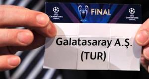 Galatasarayı Şampiyonlar Liginde kabus gibi takımlar bekliyor