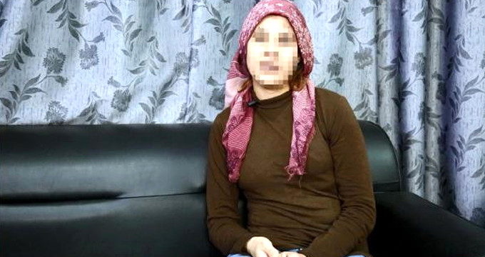 PKK'lı kadın terörist kan dondurdu: Cesaret hapı verip tecavüz ettiler