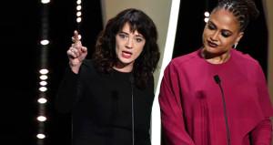 Ünlü oyuncu Cannesa damga vurdu! Sahnede, tecavüze uğradığını söyledi