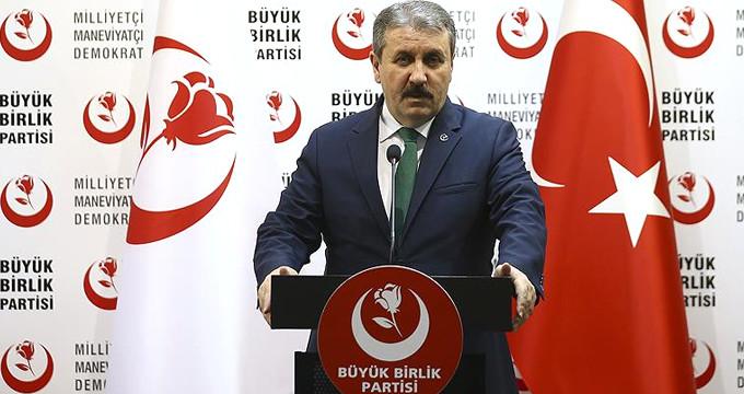 İşte BBP'den AK Parti listesine giren 18 isim