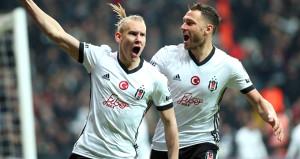 Beşiktaşın iki yıldızı Dünya Kupasına gidiyor