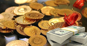 Dolardan sonra altın da rekor kırdı! Tarihin en yüksek seviyesinde