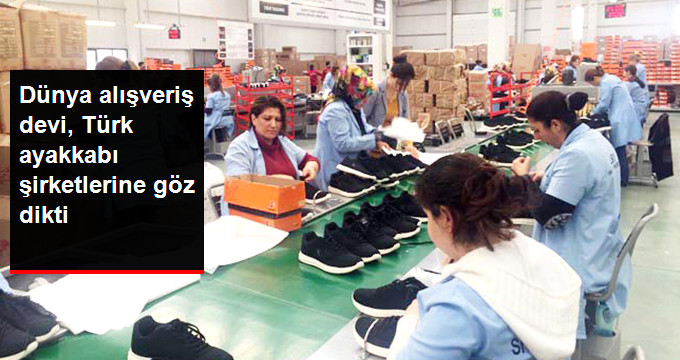 Amazon, Türkiyeden Ayakkabı Firması Satın Almak İstiyor