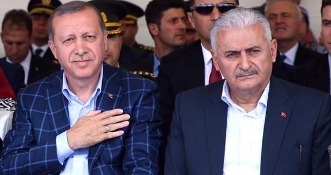 Erdoğan ve Yıldırım Genel Merkez'de! Liste son şeklini alıyor