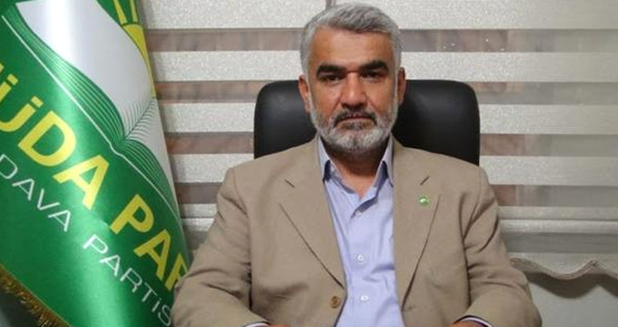 HÜDA PAR Genel Başkanı istifa etti! Diyarbakır'dan bağımsız aday oldu