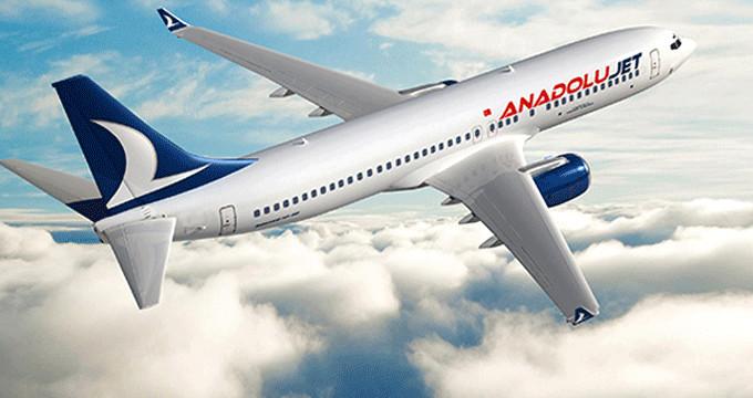 İstanbul-Erzurum uçağına havada yıldırım çarptı! Uçak acil iniş yaptı