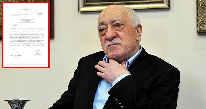 """Adalet Bakanlığı'ndan Muharrem İnce'ye """"Gülen belgesi"""" yanıtı!"""
