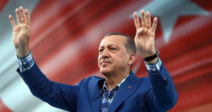 AK Parti, Erdoğan için bağış kampanyası başlatıldı!