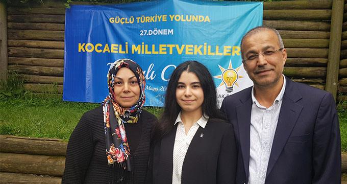 Genç AK Parti! Milletvekili listesinde 23 öğrenci var