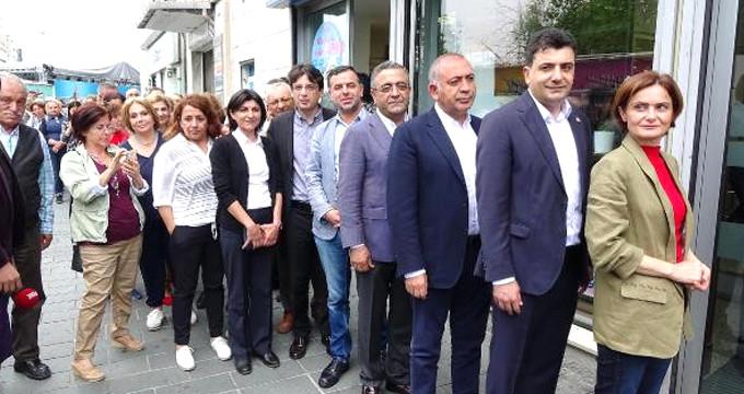 Bağış için kuyruğa giren CHP'linin parası İnce yerine Erdoğan'a gitti