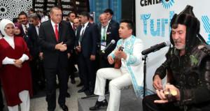 Dombranın mimarından yeni Erdoğan şarkısı geliyor