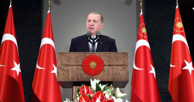 Erdoğan'dan dolardaki yükselişe ilk yorum: Gerçekle uyumlu değil!