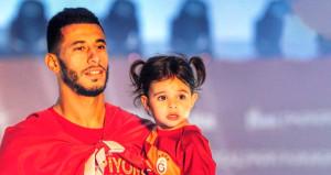 Galatasaraylı Belhanda: F.Bahçeden 2 futbolcu beni arayıp tebrik etti