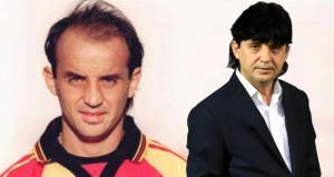 Ünlü futbolcunun saç protezi öncesi ve sonrası