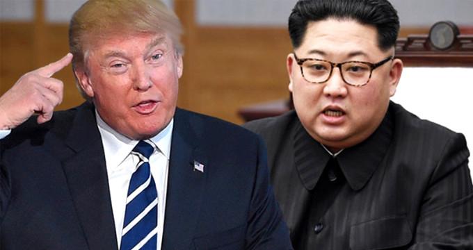 Yeni kriz kapıda! Trump-Kim Jong-un görüşmesi askıya alınabilir
