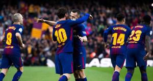 Barcelona, Dünya Kupası tarihine geçti!
