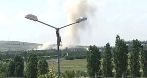 Başkent'te barut fabrikasında patlama: 1 ölü, 6 yaralı!